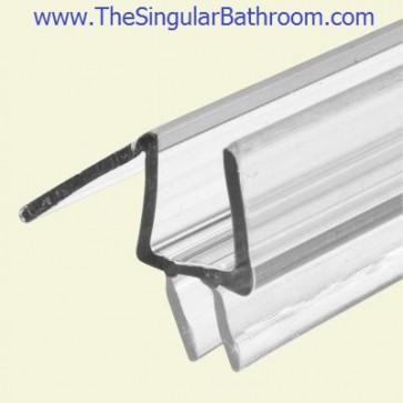 Recambio perfil vierte aguas para puerta de 8mm