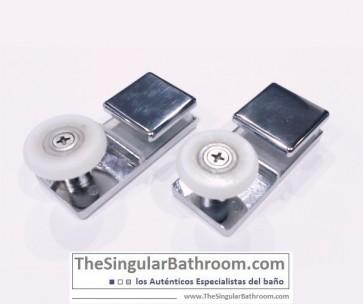 Recambio polea para puertas deslizantes de ducha