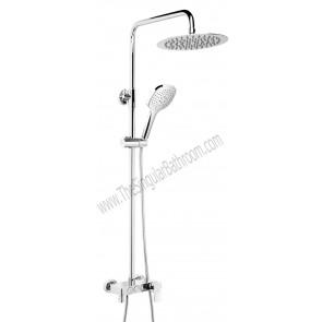 Columna de ducha Monomando DIVIRA System Touch