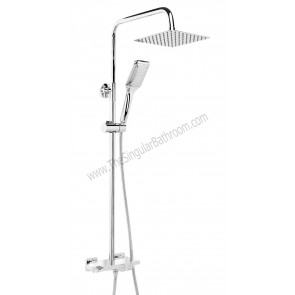Columna de ducha termostática ORIA System Touch