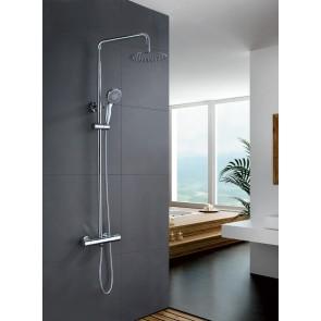 Conjunto ducha termostática Londres