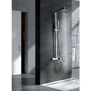 Columna de ducha monomando SUECIA