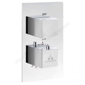 Distribuidor termostático empotrable