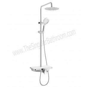Columna de ducha Indra Monomando System Touch