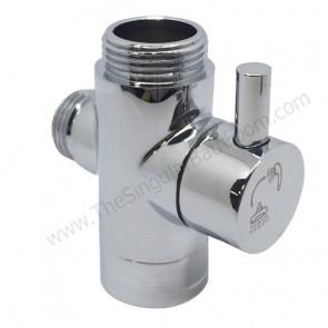 Intercambiador de columna de ducha