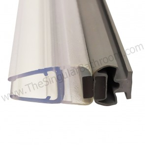 Perfiles magnéticos para puerta de vidrio y aluminio