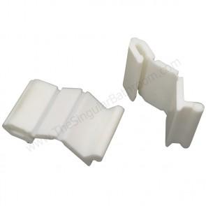 Recambio pieza de plástico de mampara de baño Stildux