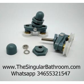 Repuesto doble rodamiento de cabina hidromasaje 19, 23 mm