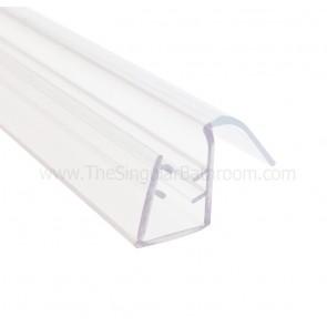 Vierteaguas inferior puerta corredera vidrio 10mm