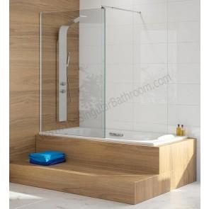 Mampara de baño KASSANDRA panel fijo